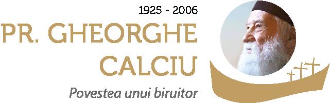 Pr. Gheorghe Calciu