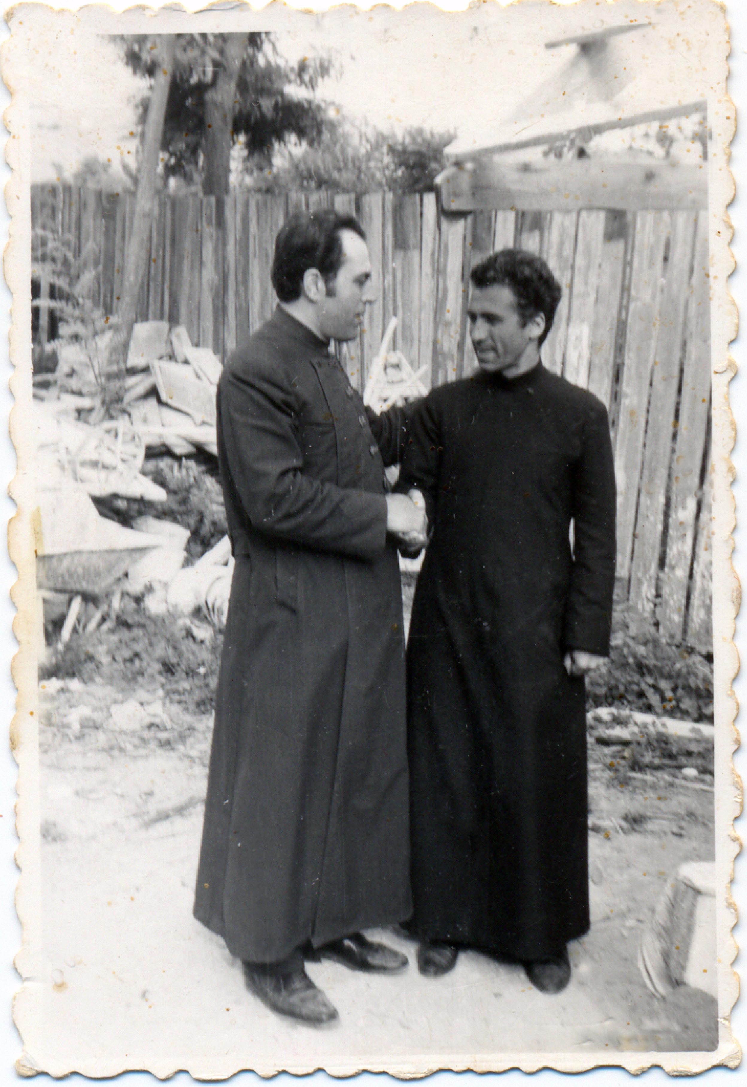 Părintele Gheorghe Calciu