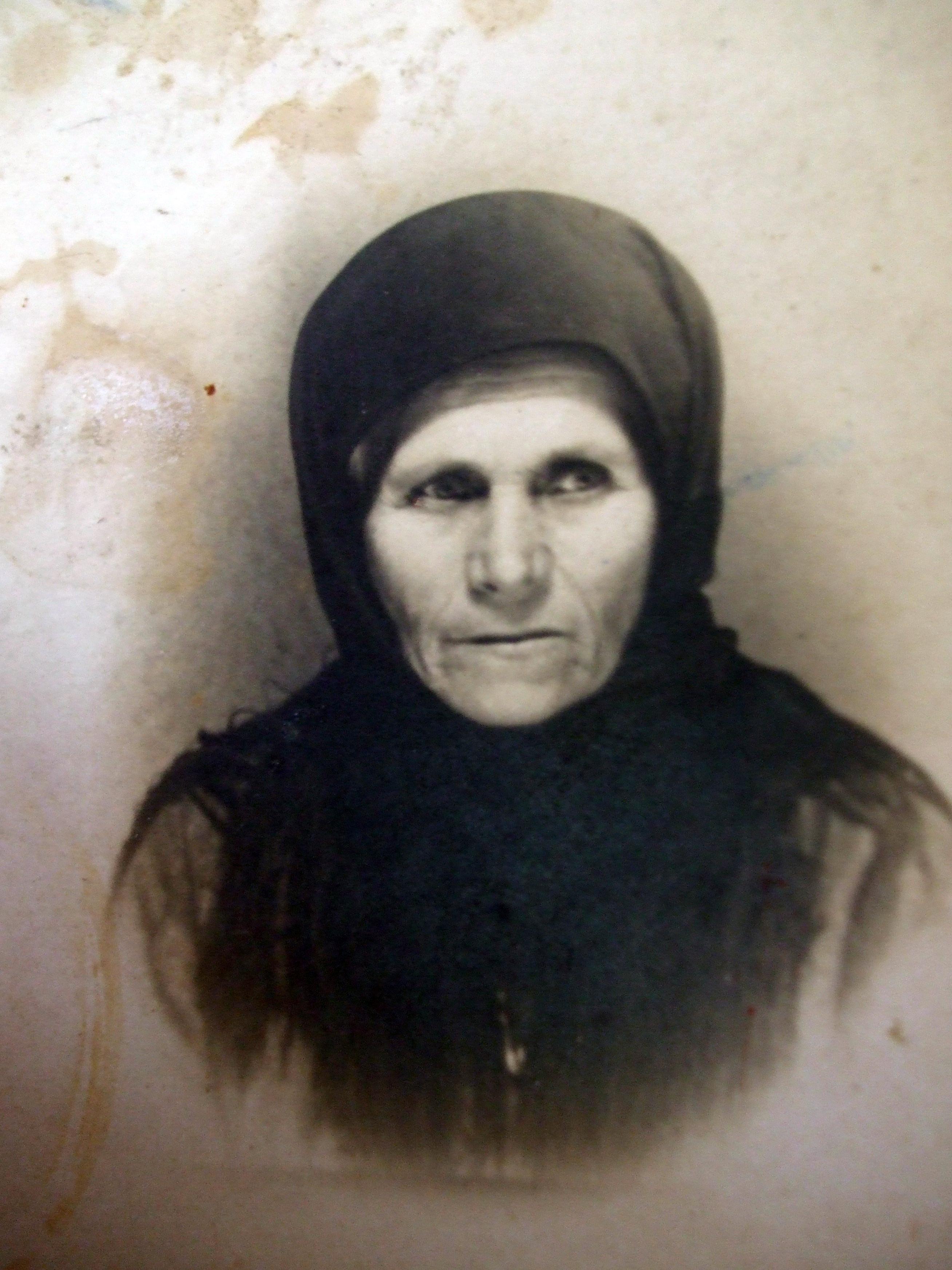 Ileana Calciu - mama părintelui Gheorghe